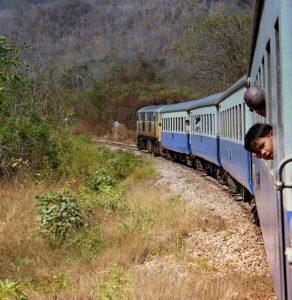 Thailande Train