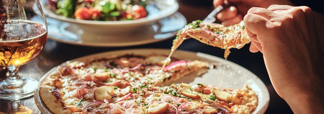 Trouver un restaurant italien