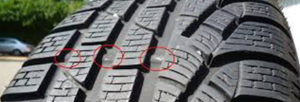 Contrôler le témoin d'usure est un point très important du code de la route