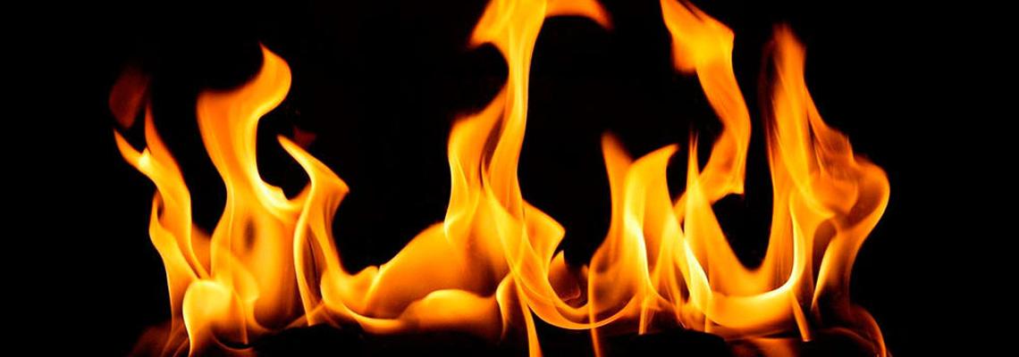 art divinatoire de la pyromancie