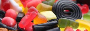 Bonbons sans gelatine de porc