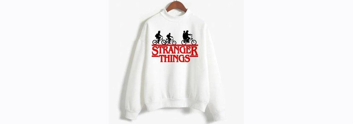 Pull stranger things